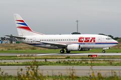 OK-XGB (PlanePixNase) Tags: aircraft airport planespotting cph ekch kopenhagen copenhagen kastrup københavn lufthavn csa czechairlines boeing 737 b735 737500