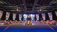 Photo of MK7 Presentation Environment at Red Bull Racing