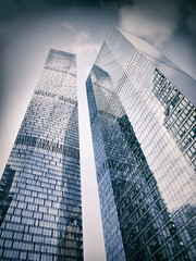 #Moscow #Mockba #Reflection (NO PHOTOGRAPHER) Tags: lumix hochhaus gebäude cityscape skyline detail construction blackandwhite monochrome architecture architectural urban building outdoor iphoneography iphonephotography exterier russia moscowcity technoart sky clouds moscowphotography blue panorama panoramatic light shade dark shadow city geometric lookingup window skycraper iphone 6s skycrapers aboutlove analogy freestyle fineart blackandwhitephoto monochromephotography москвасити