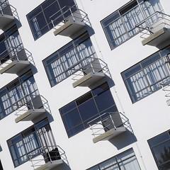 City. And Structure. | Bauhaus | Dessau (gordongross) Tags: cityandstructure bauhaus bauhaus100 gropius dessau prellerhaus
