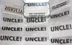 UNCLE! WHO?. Altoids Mints paper. (Yesteryear-Automotive) Tags: altoidsmints smileonsaturday picofpaper altoids
