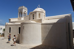 Chora, Naxos Island (sandorson) Tags: island greece cyclades naxos νάξοσ náxosz church chora πόλη