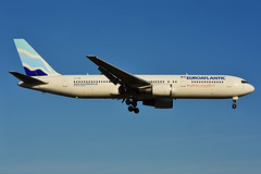 CS-TKR (EuroAtlantic) (Steelhead 2010) Tags: euroatlantic boeing b767 b767300er yyz csreg cstkr