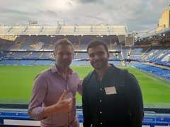 2019-07-11_19.21 - Mark, Scale Sport Tech, Stadium, Conference, Work, Chelsea, Chelsea FC, London, Danny O'Neil, Stamford Bridge, PwC_2 (ONEPLUS A5010) (Nomadic Mark) Tags: mark london dannyoneil stamfordbridge chelsea chelseafc scalesporttech conference work pwc stadium
