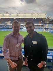 2019-07-11_19.21 - Mark, Scale Sport Tech, Stadium, Conference, Work, Chelsea, Chelsea FC, London, Danny O'Neil, Stamford Bridge, PwC_3 (ONEPLUS A5010) (Nomadic Mark) Tags: mark london dannyoneil stamfordbridge chelsea chelseafc scalesporttech conference work pwc stadium