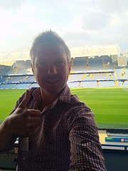 2019-07-11_19.25 - Chelsea, Scale Sport Tech, Stadium, Conference, Work, Chelsea FC, Mark, London, Stamford Bridge, PwC_2 (ONEPLUS A5010) (Nomadic Mark) Tags: mark london stamfordbridge chelsea chelseafc scalesporttech conference work pwc stadium