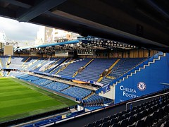 2019-07-11_19.25 - Chelsea, Scale Sport Tech, Stadium, Conference, Work, Chelsea FC, London, Stamford Bridge, PwC_1 (ONEPLUS A5010) (Nomadic Mark) Tags: london stamfordbridge chelsea chelseafc scalesporttech conference work pwc stadium