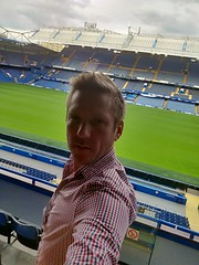 2019-07-11_19.18 - Chelsea, Scale Sport Tech, Stadium, Conference, Work, Chelsea FC, Mark, London, Stamford Bridge, PwC_1 (ONEPLUS A5010) (Nomadic Mark) Tags: mark london stamfordbridge chelsea chelseafc scalesporttech conference work pwc stadium