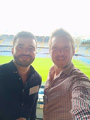 2019-07-11_19.18 - Mark, Scale Sport Tech, Stadium, Conference, Work, Chelsea, Chelsea FC, London, Danny O'Neil, Stamford Bridge, PwC_1 (ONEPLUS A5010) (Nomadic Mark) Tags: mark london dannyoneil stamfordbridge chelsea chelseafc scalesporttech conference work pwc stadium