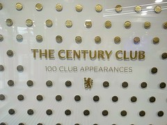 The Century Club (Nomadic Mark) Tags: london stamfordbridge chelsea chelseafc scalesporttech conference work pwc