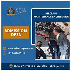 Best Aircraft Maintenance Engineering Institute in India (St Institute Of Aernuatics) Tags: aircraft airworthy airlines airport aeronautics aviation