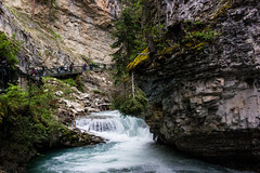 Johnston Canyon (Koku85 (Thanks for 1 million views)) Tags: johnstoncanyon banff landscape water nature canada river