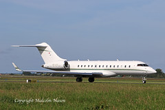 GLOBAL 6000 HB-JFX ROLEX SA (shanairpic) Tags: bizjet corporatejet executivejet shannon global6000 bombardier rolex hbjfx