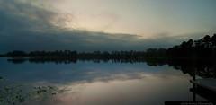 Sister (noddfa_imaginings) Tags: lake sunset lakewalsingham dock poem poetry