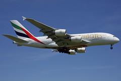 Emirates Airbus A380-861; A6-EDN@ZRH;24.06.2019 (Aero Icarus) Tags: zrh zürichkloten zürichflughafen zurichairport lszh plane avion aircraft flugzeug