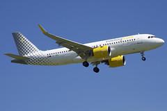 Vueling Airbus A320-271N; EC-NBA@ZRH;24.06.2019 (Aero Icarus) Tags: zrh zürichkloten zürichflughafen zurichairport lszh plane avion aircraft flugzeug
