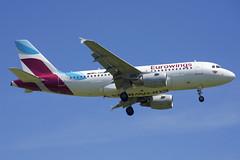 Eurowings Airbus A319-111; D-ABGP@ZRH;24.06.2019 (Aero Icarus) Tags: zrh zürichkloten zürichflughafen zurichairport lszh plane avion aircraft flugzeug