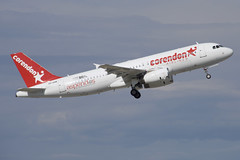 Corendon Airlines Airbus A320-231; ZS-GAW@ZRH;06.07.2019 (Aero Icarus) Tags: zrh zürichkloten zürichflughafen zurichairport lszh plane avion aircraft flugzeug corendonairlines airbusa320 zsgaw takeoff 30yearoldplane