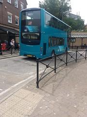 Arriva North East 7405 - Route X93 (fbologna98) Tags: whitby yorkshire yorkshirebus arriva max doubledecker doubledeckerbus interurban volvo b9tl