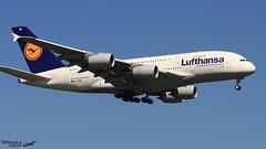 Airbus A380 -841 LUFTHANSA D-AIMB 041 Francfort Mai 2017 (Thibaud.S.) Tags: airbus a380 841 lufthansa daimb 041 francfort mai 2017