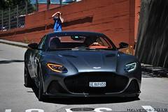 Aston Martin DBS Superleggera - Switzerland, Geneva (Helvetics_VS) Tags: licenseplate switzerland geneva sportcars astonmartin dbs superleggera