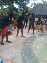 Dance at Mthuzi Library 7/6/19 (Lubuto Library Partners) Tags: lubutolibrarypartners lubutolibraries publiclibraries lubuto library africa zambia children youth ovc htc dancing drama lubutodrama