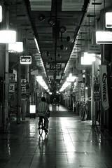 Shopping Street (somazeon) Tags: yonago japan tottori rx100m3 sony street