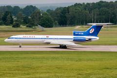 EW-85706 (PlanePixNase) Tags: aircraft airport planespotting haj eddv hannover langenhagen tupolev 154 t154 tu154 belavia