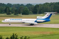 RA-85753 (PlanePixNase) Tags: aircraft airport planespotting haj eddv hannover langenhagen tupolev 154 t154 tu154 pulkovo