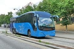 Stagecoach Cambus Volvo B11R Plaxton Elite 54309 YX64WCN in Milton Keynes (Mark Bowerbank) Tags: stagecoach cambus volvo b11r plaxton elite 54309 yx64wcn milton keynes