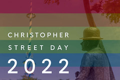 Munich celebrated Christopher Street Day 2022, to demonstrate for LGBTQ-rights