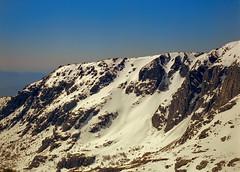 The melting snow (lebre.jaime) Tags: portugal estrelahighland estrelamountainrange snow rock mountain analogic film120 mediumformat mf kodak ektar100120 iso100 hasselblad 503cx sonnar cf40150 epson v600 affinity affinityphoto