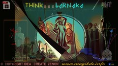 think ..Larnaka (magikart7) Tags: larnaka larnaca cyprus think family vacation
