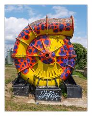The Built Environment, East London, England. (Joseph O'Malley64) Tags: thebuiltenvironment newtopography newtopographics manmadeenvironment industrialarcheology