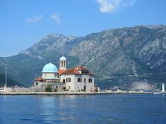 Our Lady of the Rock Perast (B Gibbens) Tags: ourladyoftherock perast montenegro nikon nikonp900 p900