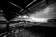 Island2018_BW0771 (schulzharri) Tags: iceland island schwarz weis black white landscape landschaft nord stein stone rock felsen eis ice