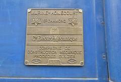 Vieux trains, Saint Laurent sur Sevre (thierry llansades) Tags: 85 train trains tren rail railway railways rails ferroviaire ferrocarils ferrocaril ferrocarrils fer ferrovia voieferrée chemindefer saint 79 sevre sevreniortaise savrenantaise nantes vendee cholet