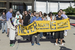 Never Again Is Now March6 (John Rothwell) Tags: grandrapids michigan protest march jewish neveragainisnow ice immigration