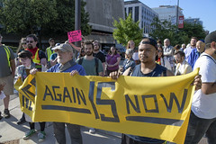 Never Again Is Now March13 (John Rothwell) Tags: grandrapids michigan protest march jewish neveragainisnow ice immigration