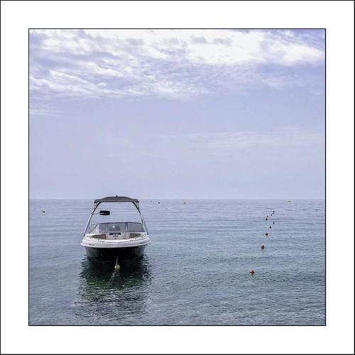 A zen boat. ....