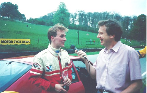 Mark James and Andy Fraser - May 1995
