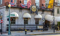 Cheers (Eridony (Instagram: eridony_prime)) Tags: boston suffolkcounty massachusetts beaconhill bar