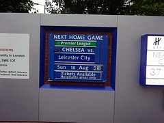 2019-07-11_20.30 - Chelsea, London, Sign, Stamford Bridge, Chelsea FC_2(DSC-WX350) (Nomadic Mark) Tags: london sign stamfordbridge chelsea chelseafc wx350