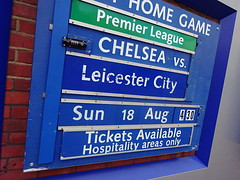 2019-07-11_20.30 - London, Stamford Bridge, Sign, Chelsea, Chelsea FC(DSC-WX350) (Nomadic Mark) Tags: london sign stamfordbridge chelsea chelseafc wx350