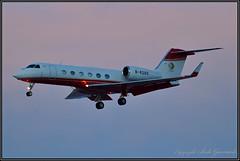 B-8265 Yihua Enterprises Group (Bob Garrard) Tags: gulfstream aerospace corporation gg450 b8265 yihua enterprises group company ltd anc panc