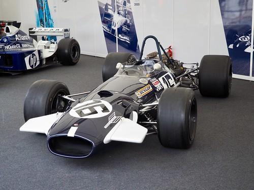 Brabham BT26 at Goodwood FoS 2019