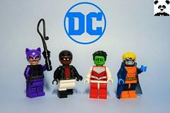 [DC Comics Minifigs #03]