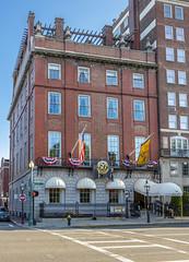 Hampshire House (Eridony (Instagram: eridony_prime)) Tags: boston suffolkcounty massachusetts beaconhill