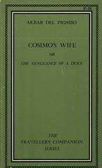 Traveller's Companion 202 - Akbar del Piombo - Cosimo's Wife (swallace99) Tags: travellerscompanion olympiapress vintage 60s erotica paperback