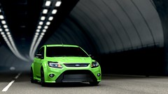 Green apple (Diesel46thedoc) Tags: ford focus rs forza motorsport fh4 forzahorizon